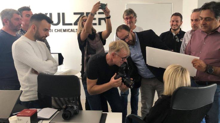 Ολοκληρώθηκε το πρώτο Σεμινάριο Οδοντιατρικής φωτογραφίας με τον Joachim Werner
