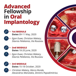 Advanced Fellowrship in Oral Implantology