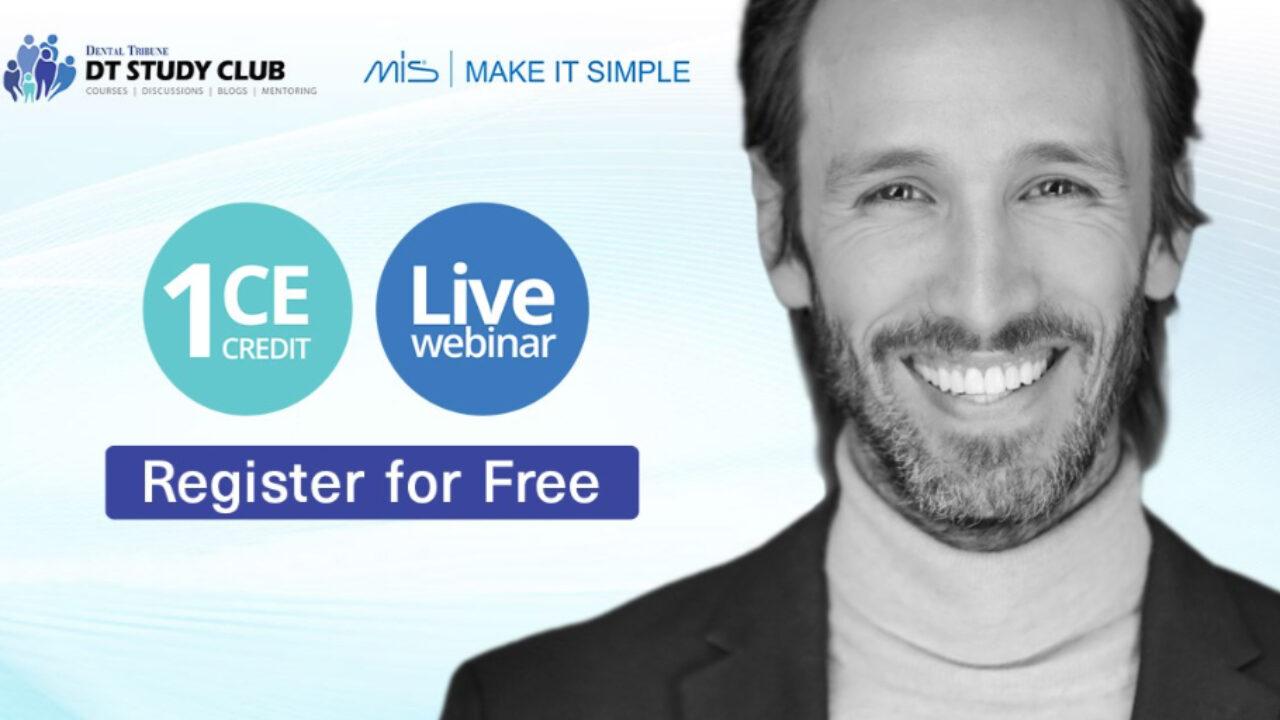 Webinar με τον Dr. Kyle Stanley | MIS Academy & ΝΕΓΡΙΝ ΙΝ Dental