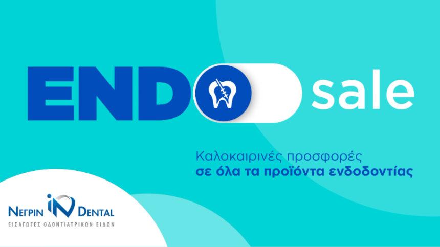 ENDO sales by ΝΕΓΡΙΝ ΙΝ Dental