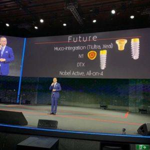 Nobel Biocare N1™ implant system Μαδρίτη: Nobel Global Symposium