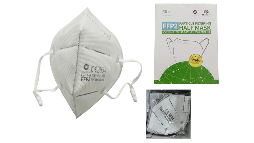 Mάσκα Προστασίας Γραφίνης-FFP2: Kαλύτερη προστασία, μεγαλύτερη διάρκεια & άνεση