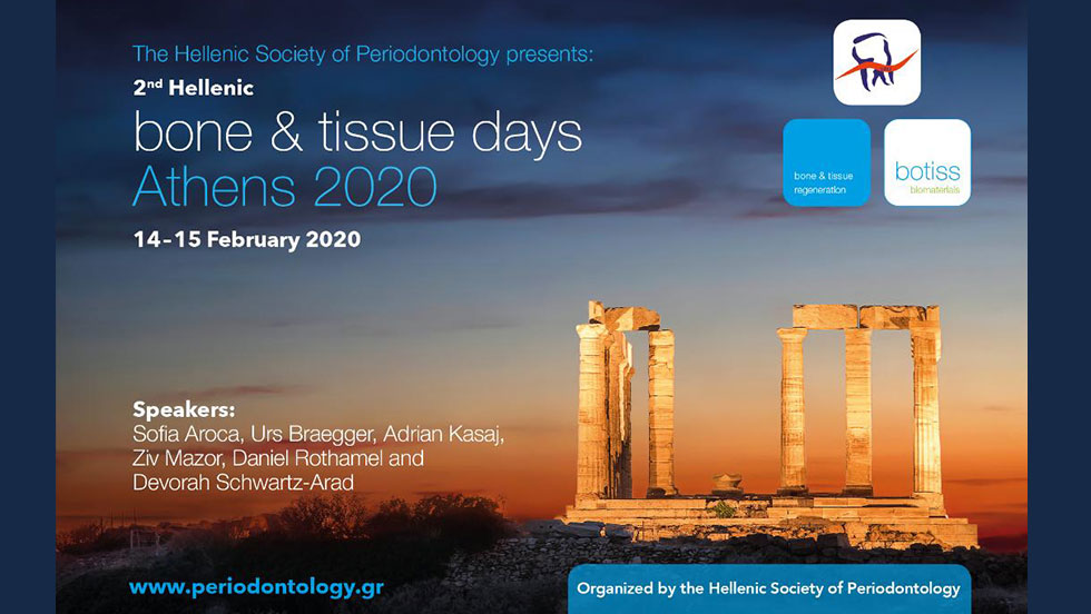 Athens: bone & tissue days 2020