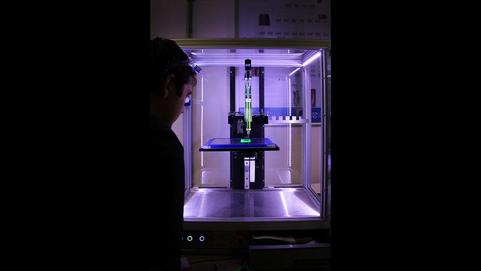 Μπορεί ένας 3D εκτυπωτής να εκτυπώσει ανθρώπινο δέρμα;