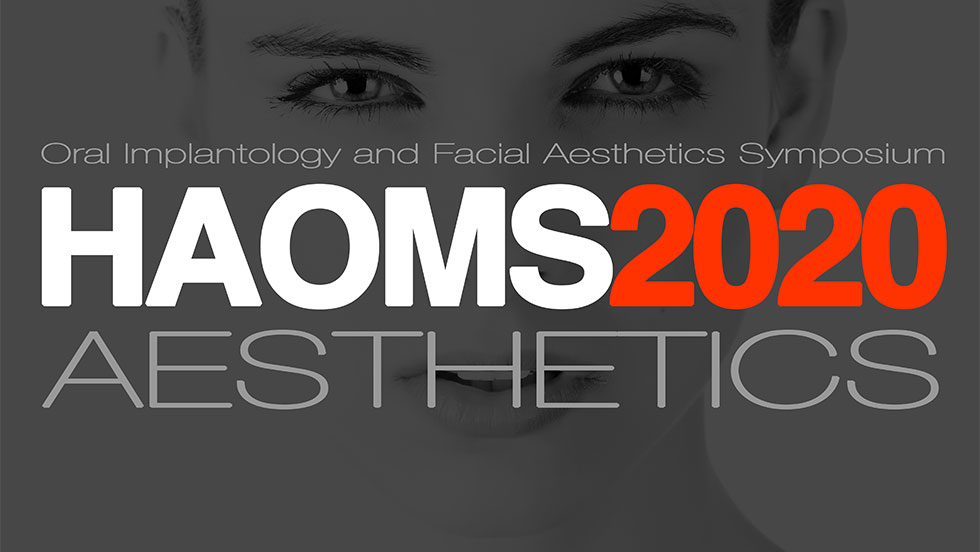 HAOMS 2020: AESTHETICSat its best