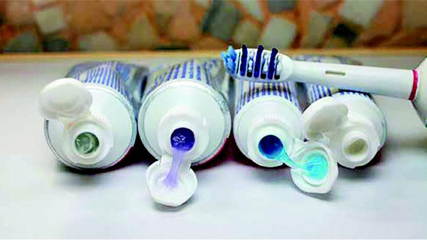 Οδοντόκρεμα υδροξυαπατίτη - πιθανή εναλλακτική έναντι της φθοριούχου οδοντόκρεμας