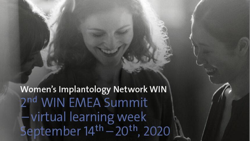 2ο WIN EMEA Summit 2020 – Μια virtual εκπαιδευτική εβδομάδα
