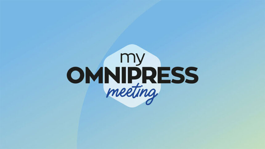 myOMNIPRESS meeting παρακαλώ!