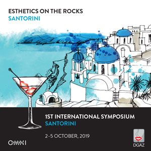 1ST INTERNATIONAL SYMPOSIUM SANTORINI 2–5 OCTOBER 2019