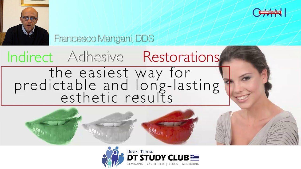 Conservative anterior restorations, Veneers Smiling Restorations