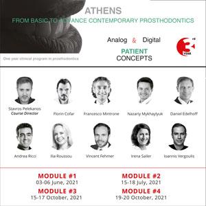 Mastering Contemporary Prosthodontics