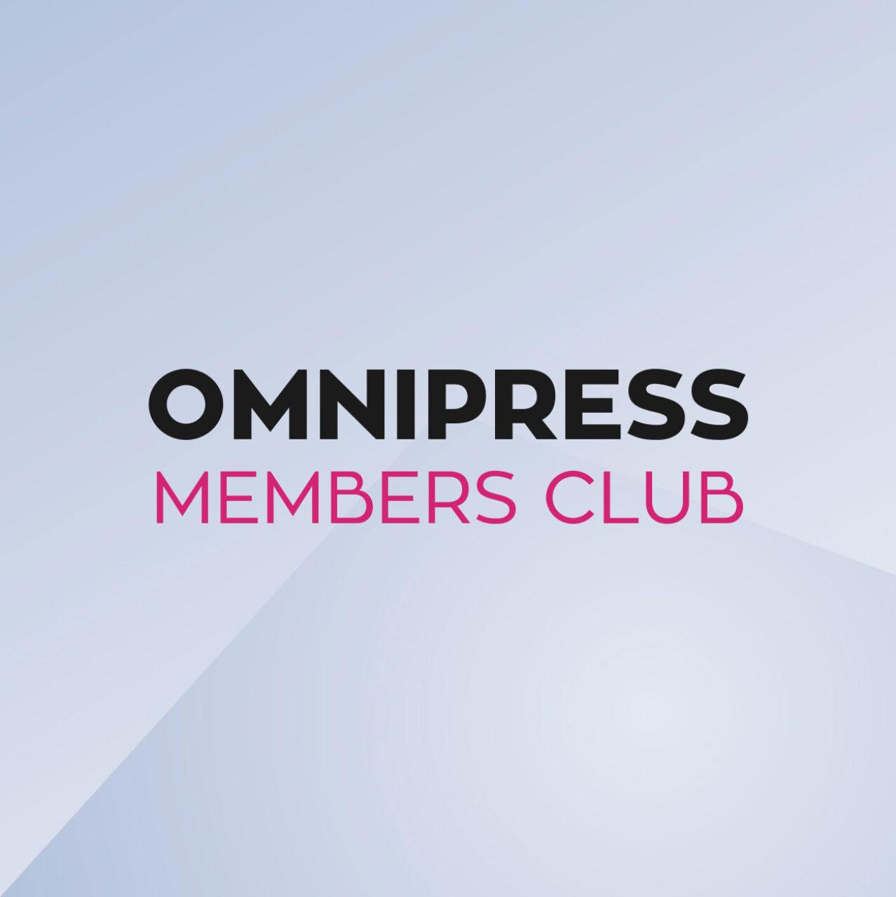 omnipress-members-club-banner